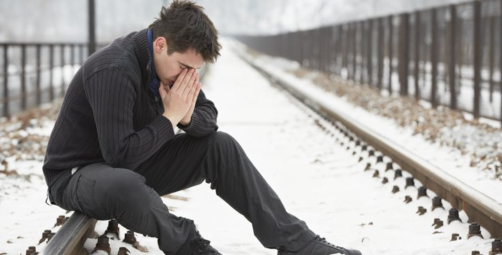 Męska depresja nie musi być tabu